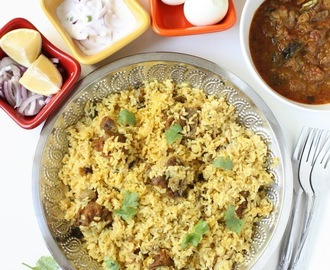 Mutton Biryani | Mutton Biryani in pressure cooker | Christmas Recipe