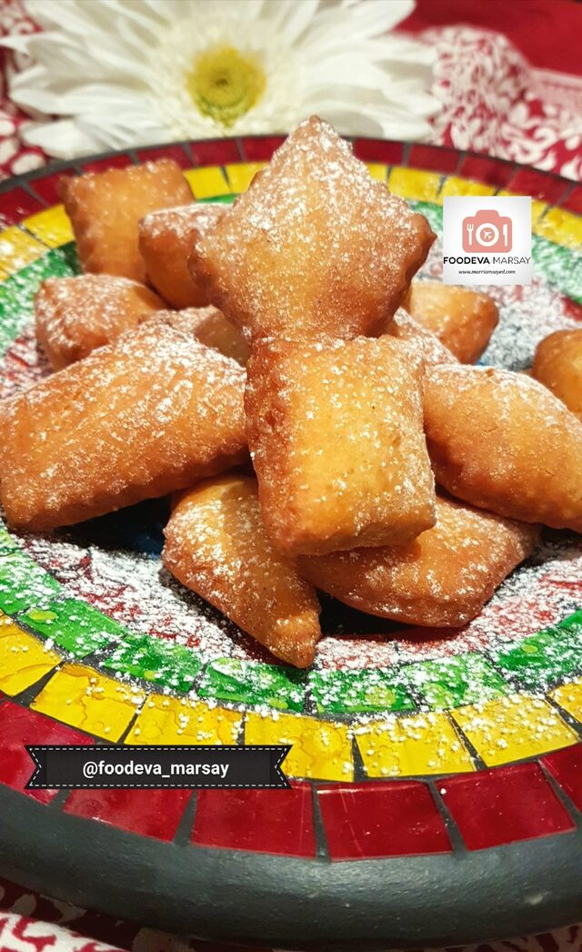 Khajoora (Indian Fried Cookies)