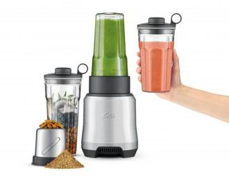 Smoothies met de Power Blender To Go van Solis!