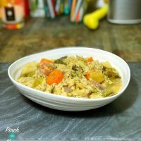 Syn Free Vegetable Stew With Orzo | Slimming World