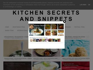 Kitchen Secrets