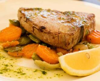 Tuna Steak Recipe