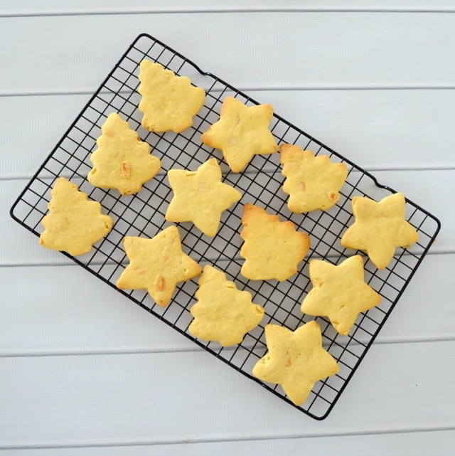 Thermomix Almond Shortbread Recipe