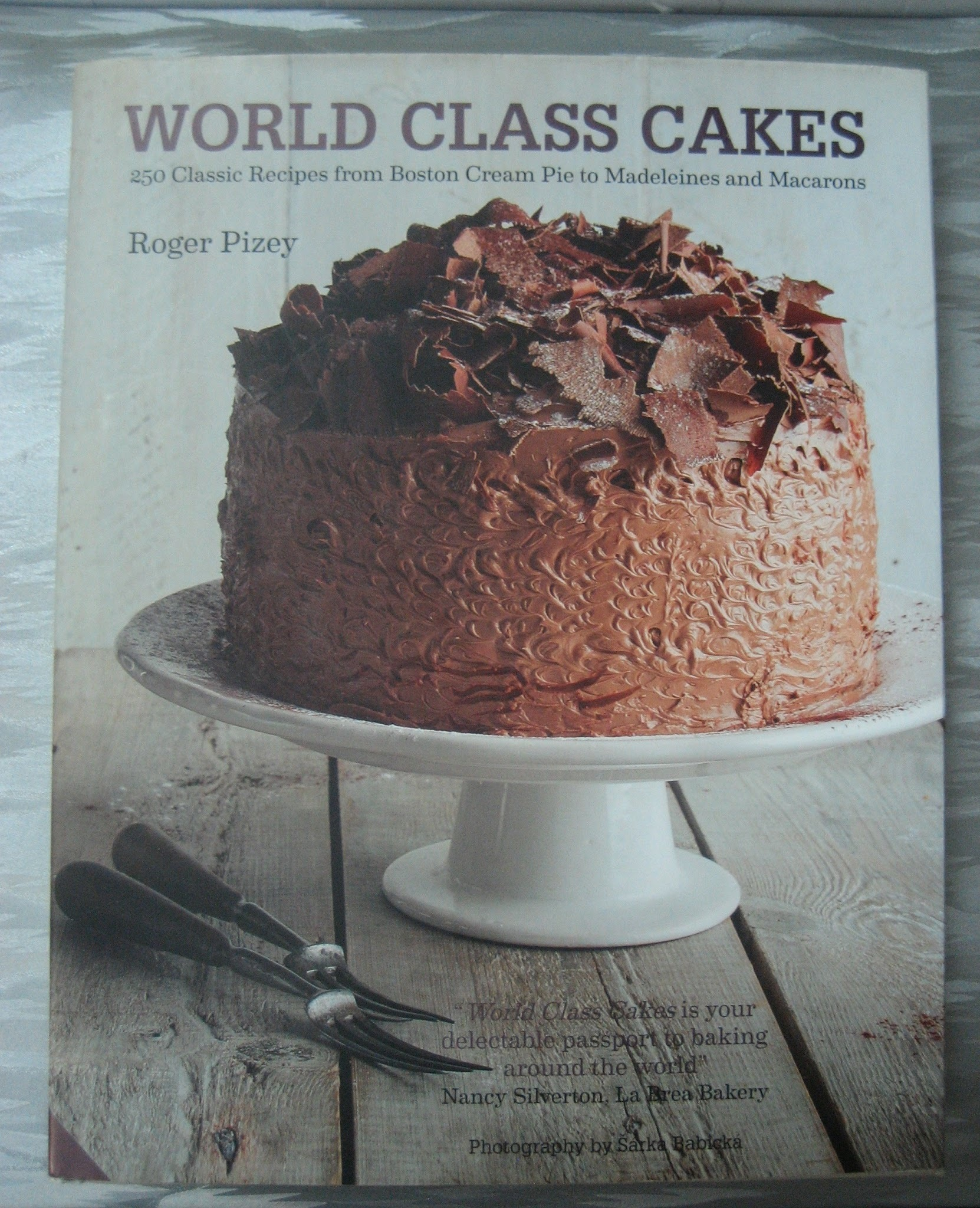 The Cake Slice Bakers (TCS) ~ First cake from our new book!