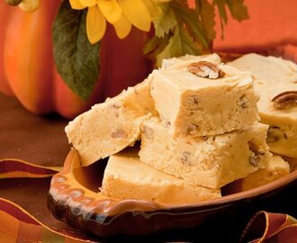Old Fashioned Pumpkin Fudge