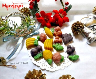 Marzipan Recipe/Marzipan recipe using Egg/Marzipan ..Cooking method.