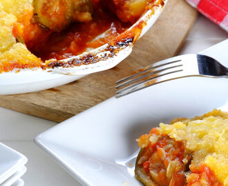 All-Vegetable Shepherd's Pie