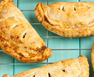 Pumpkin Pasties (Hand Pies)