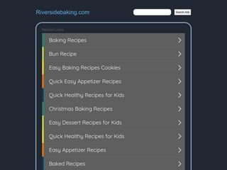 Riverside Baking