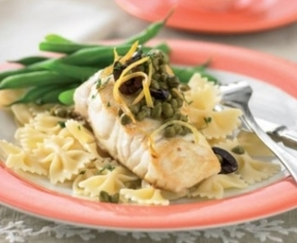 Mediterranean lemon fish