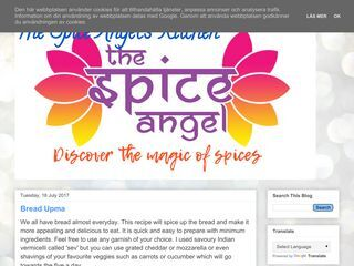 The Spice Angel's Food Blog