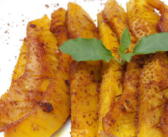Quick and Easy Breadfruit Recipe – How to prepare and fry breadfruit