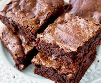 Resep Membuat Fudgy Brownies