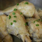 Chicken Drumsticks with Pear and Celery Marinade – Thermomix