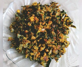Methi(Fenugreek Leaves) Patoli
