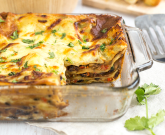 how to make beef and vegetable lasagne
