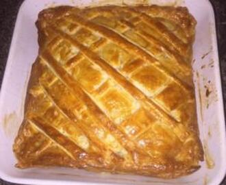KRISTIE'S CHICKEN PIE