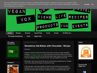 Vegan Vox Blog