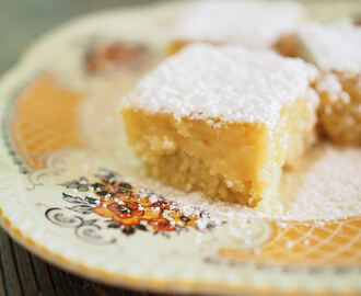 lovely lemon slice (gluten free)