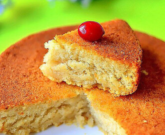 Eggless Vanilla Cake With Gulab Jamun Mix – Recipes With Gulab Jamun Powder