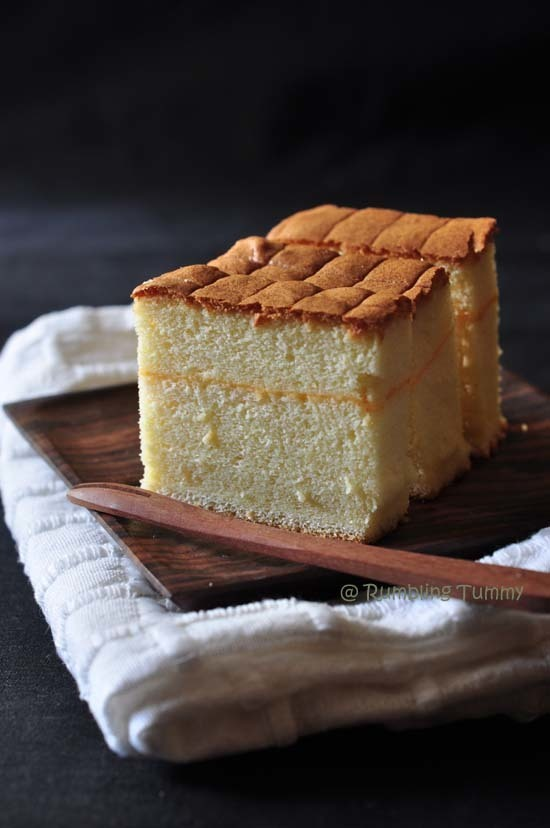 Taiwanese Old Fashioned Cheesecake 古早味芝士蛋糕