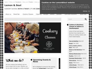 Lemon & Soul - Cookery School