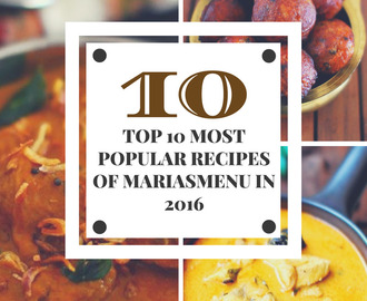 The Most Popular MM Recipes In 2016