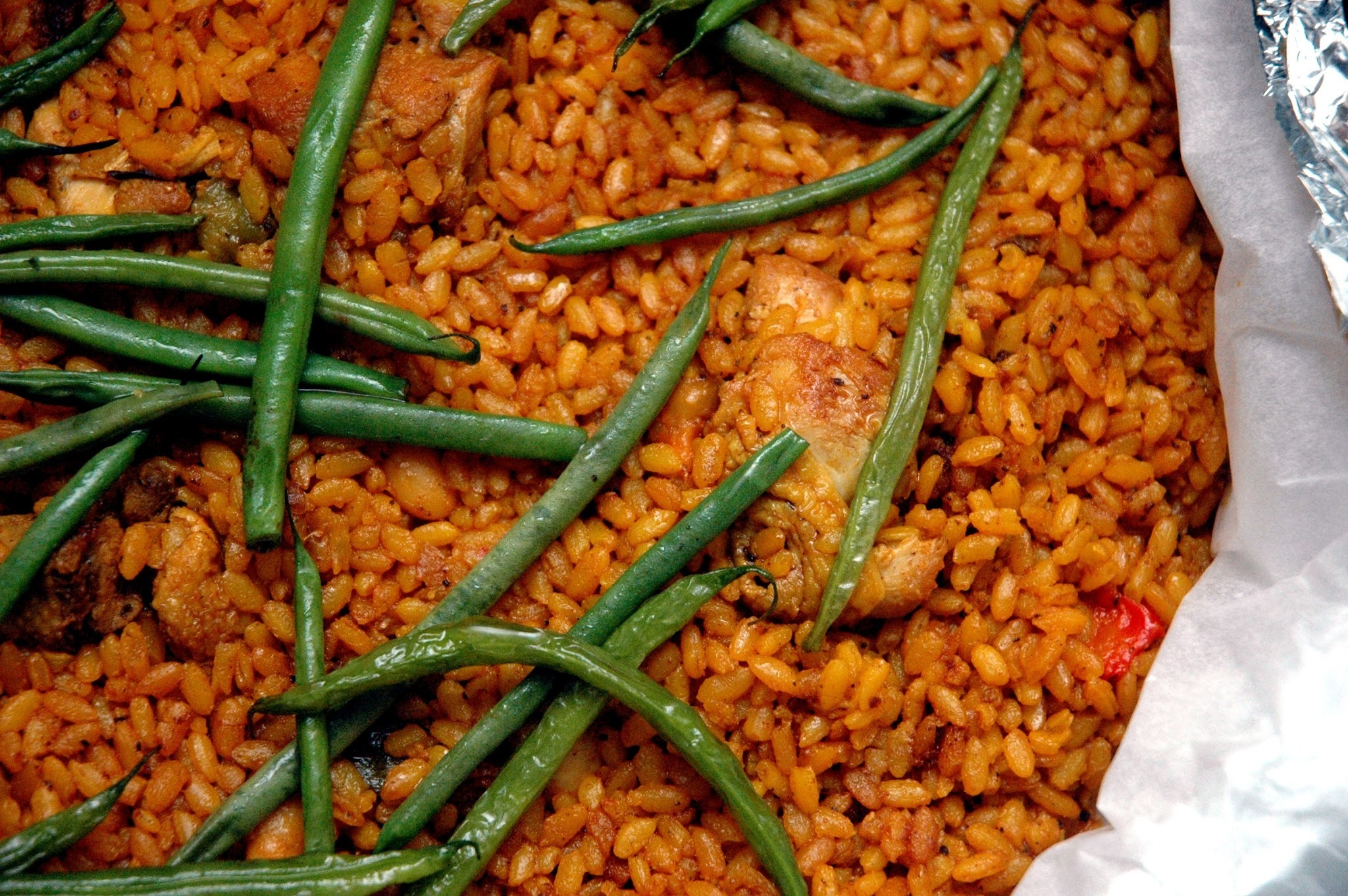 The Taste of Spain Right at Your Doorstep with Arrozeria's Paella Valenciana