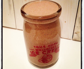The Eat to Live Cookbook Project: Apple Oatberry Smoothie