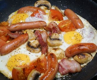 Breakfast in one pan