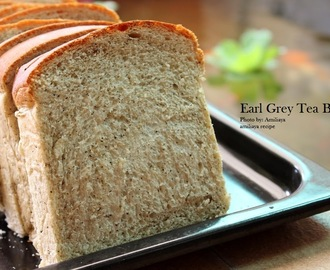 Earl Grey Tea Bread 伯爵茶面包