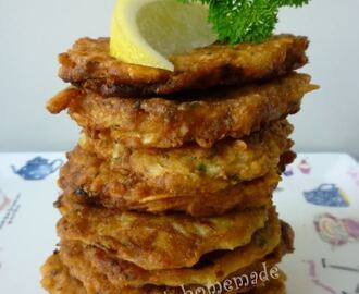 Tuna Fritters 金枪鱼煎饼 - Featured in Group Recipes