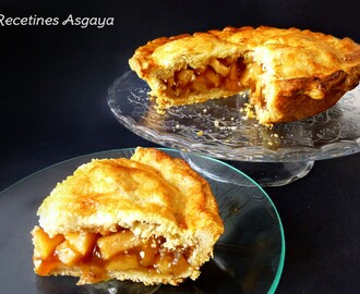 Apple Pie / Tarta de Manzana
