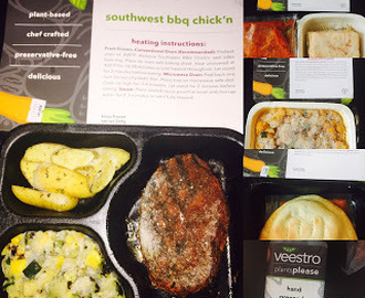 Veestro: Organic, plant-based meals , a Review