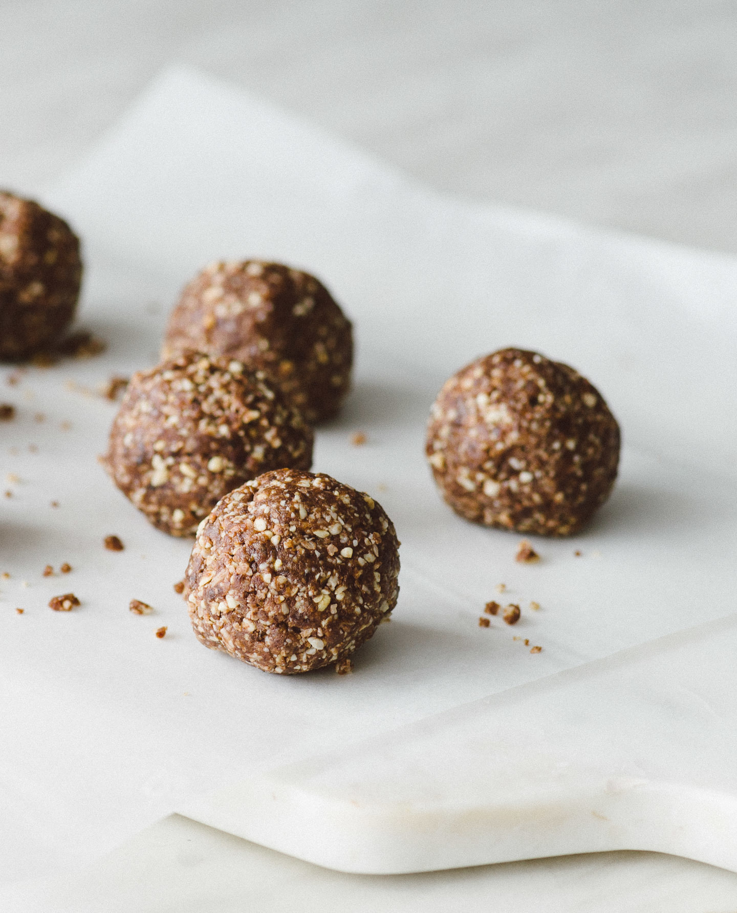 Cookbook Clubs and Chocolate Peanut Butter Balls