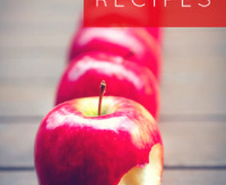 The Ultimate National Apple Month Recipe Roundup