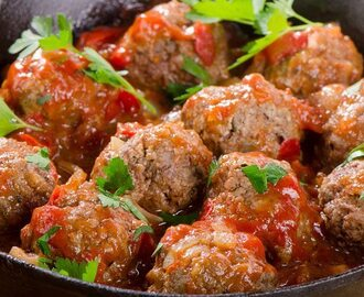 Weight Watchers Meatballs – Low Fat Meatballs Recipe