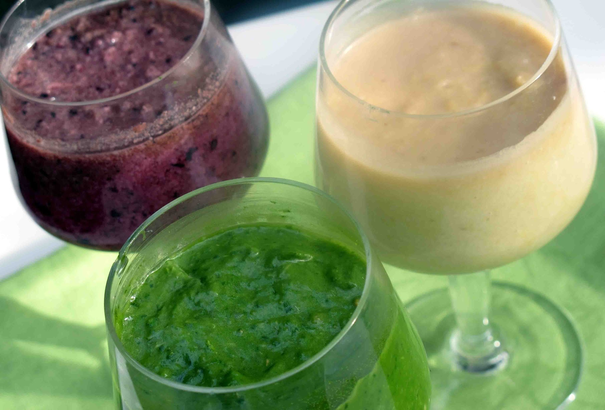 Feijoa Smoothies