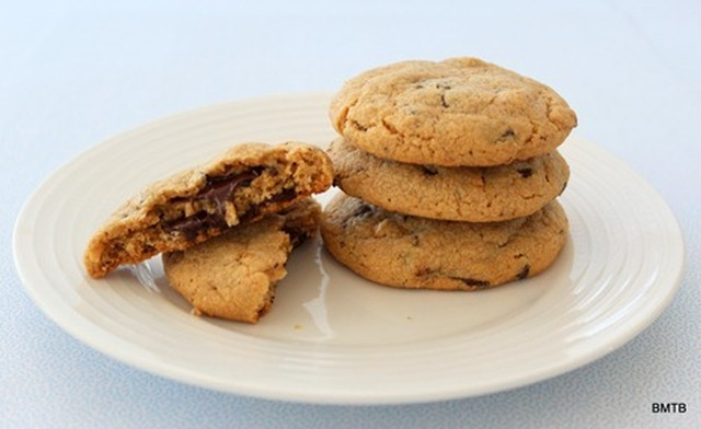 Gluten Free Chocolate Chip & Peanut Butter Cookies