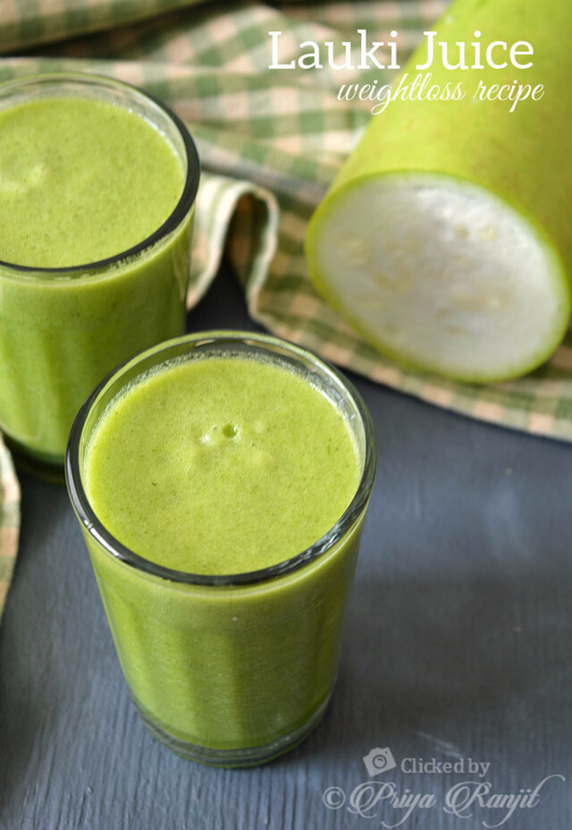 Lauki Juice for weightloss | Indian Weightloss Recipes