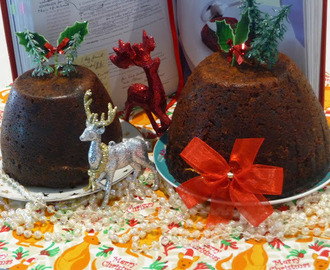 Very Steamy Dreamy Christmas Pudding