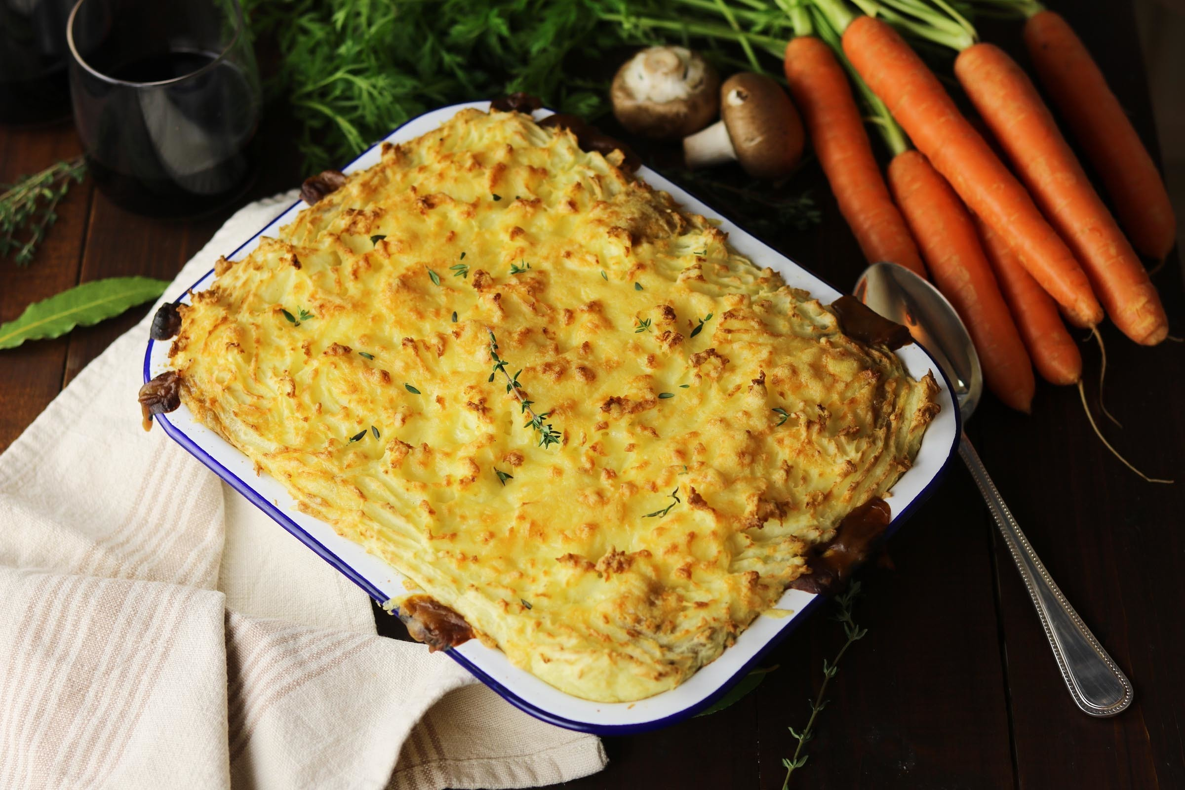 Meat Free Cottage Pie