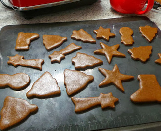 Thermomix gingerbread