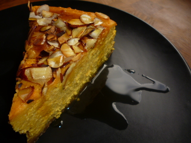 Lime, Pumpkin & Ginger Cheesecake story, Cumquats and a great hot chutney/sauce