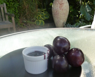 Sweet/sour Plum paste