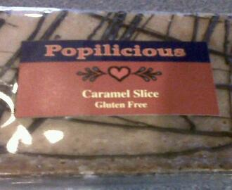 Popilicious Caramel slice from Farro's