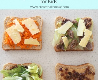 101 Sandwich Filling Ideas for Kids