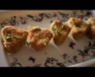 vegetable cutlet recipe, how to make veg cutlet | veg patties video recipe