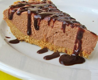 CHEESECAKE DE NUTELLA - RECETA