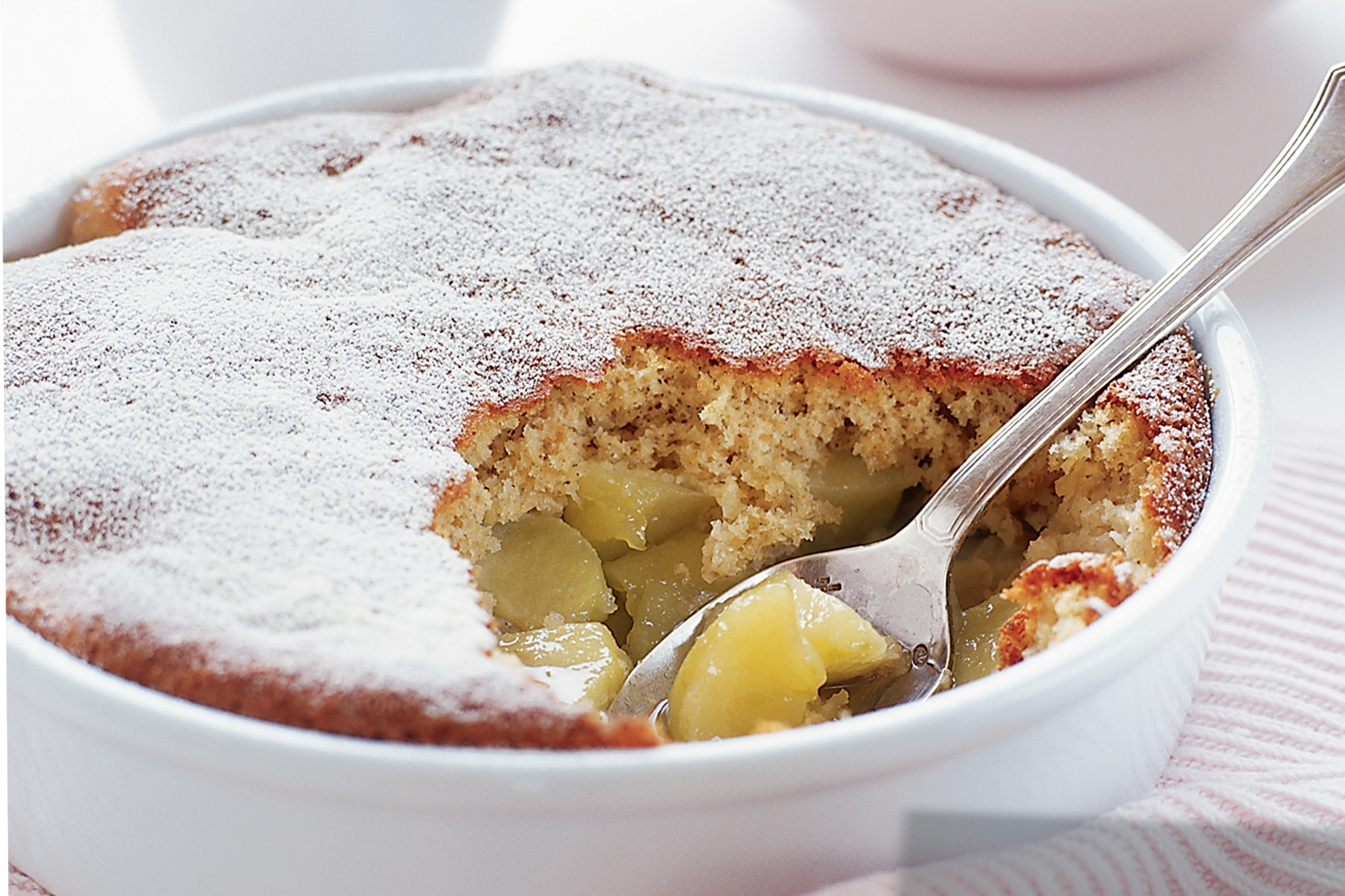 Recipe: a jolly nice fruit sponge pudding